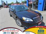 2012 Chrysler 200 TOURING   V6   SUNROOF   BLUETOOTH in London, Ontario