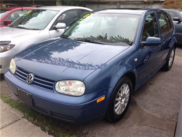 2007 VOLKSWAGEN CITY GOLF 2.0 in St Catharines, Ontario