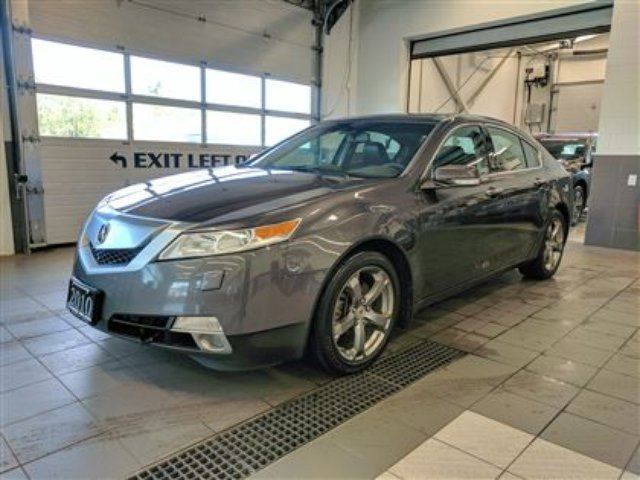 2010 ACURA TL Tech AWD - LOW KM - Ext Warr until Oct 2018 in Thunder Bay, Ontario