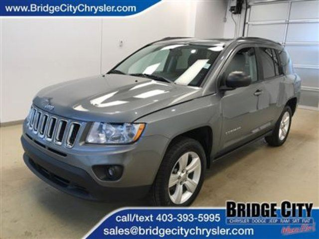2013 JEEP COMPASS Sport in Lethbridge, Alberta