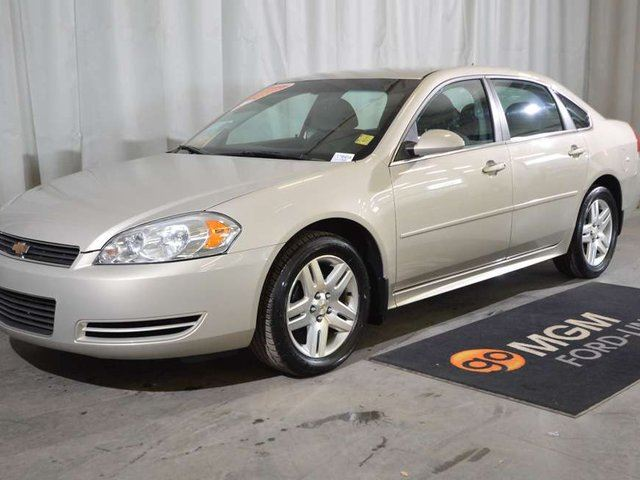 2011 CHEVROLET IMPALA LT in Red Deer, Alberta