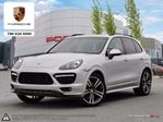 2013 Porsche Cayenne Certified Pre-owned | RARE GTS Model | Sport Chrono PKG | All Servicing Completed | 2 Year Unlimited Mileage Warranty from Porsche | Last of the V8 Cayenne in Edmonton, Alberta