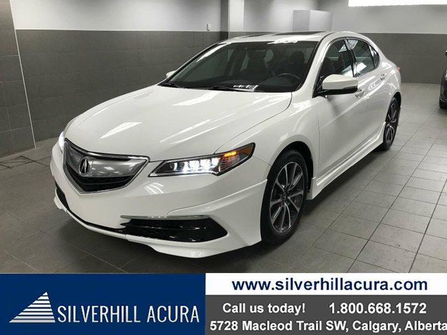 2016 ACURA TLX Technology Package SH-AWD *Aero Kit, 0.9% Financing Up to 60 Months OAC* in Calgary, Alberta