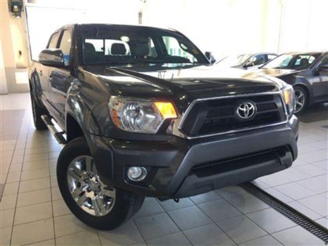 2013 TOYOTA TACOMA Limited 4X4 Bluetooth Box Liner in Red Deer, Alberta