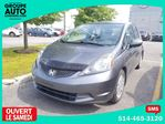 2011 Honda Fit LX SPORT * AUTOMATIQUE * A/C * 1 PROPRIO in Longueuil, Quebec