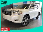 2009 Toyota Highlander V6 Sport AWD CUIR TOIT 7 PASS in Longueuil, Quebec