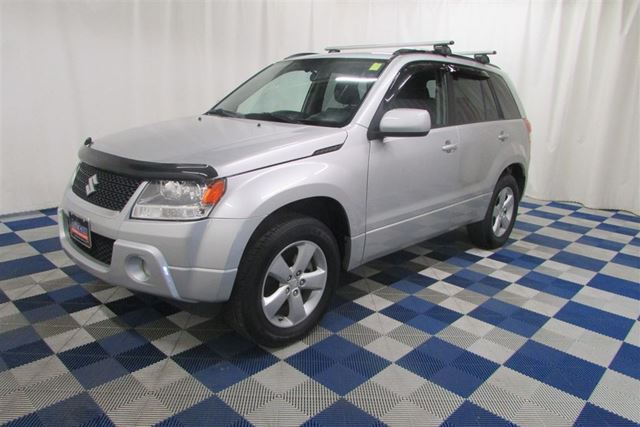 2010 SUZUKI GRAND VITARA JX 4X4/ALLOYS/SATELLITE RADIO/ A/C in Winnipeg, Manitoba