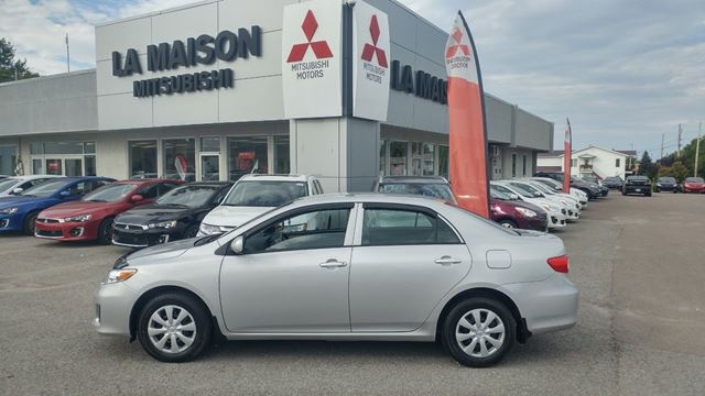 2012 Toyota Corolla           in Roberval, Quebec