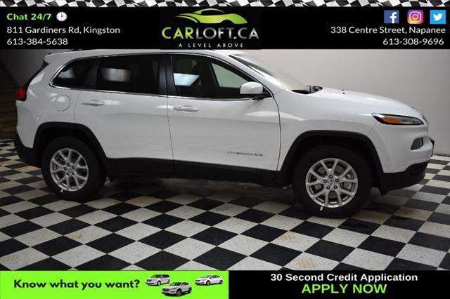 2017 JEEP CHEROKEE NORTH 4X4- BLUETOOTH*BACKUP CAMERA*PUSH TO START in Kingston, Ontario
