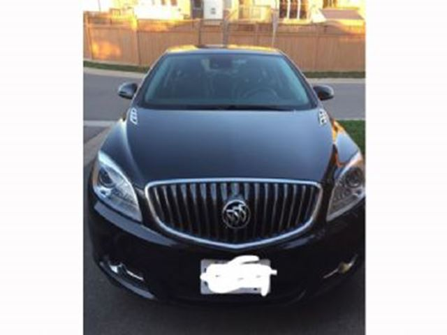 2014 BUICK VERANO 4dr Sdn Leather in Mississauga, Ontario