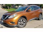 2016 Nissan Murano AWD 4dr SL in Mississauga, Ontario