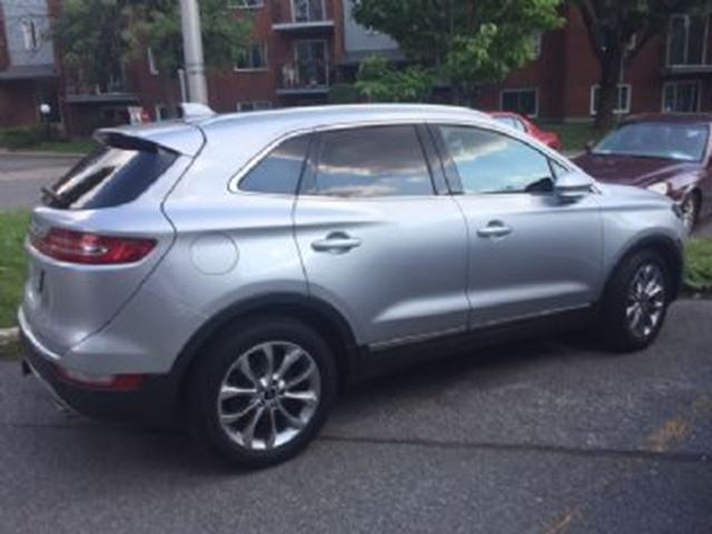2015 LINCOLN MKC Select AWD 2.0 EcoBoost in Mississauga, Ontario
