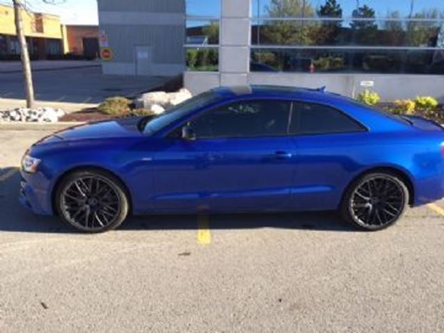 2016 AUDI A5 SLine CompPackProgressiv,Winters,Pirelli,on17 in Mississauga, Ontario