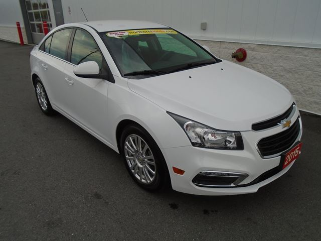 2015 CHEVROLET CRUZE ECO in North Bay, Ontario