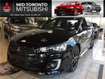 2017 Mitsubishi Lancer Black Edition AWC in Toronto, Ontario