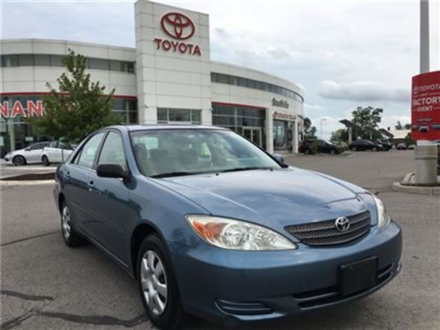 2002 Toyota Camry LE - Great Value! in Stouffville, Ontario