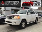 2001 Toyota Sequoia Limited in Toronto, Ontario