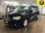 2016 Dodge Grand Caravan CREW*LEATHER*DUAL REAR DVD PLAYER*POWER HEATED FRO in Cambridge, Ontario