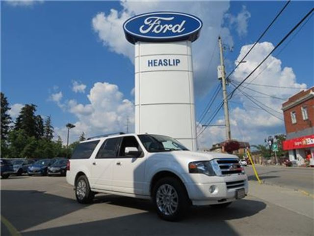2013 Ford Expedition Limited in Hagersville, Ontario
