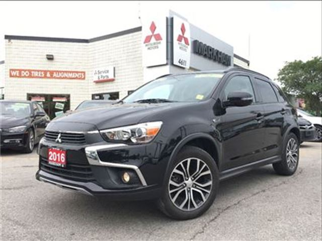 2016 MITSUBISHI RVR GT (PANORAMIC ROOF! LEATHER!) in Markham, Ontario