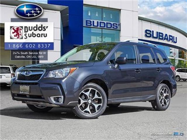 2014 SUBARU FORESTER 2.0XT Touring at - AWD, Turbo in Oakville, Ontario