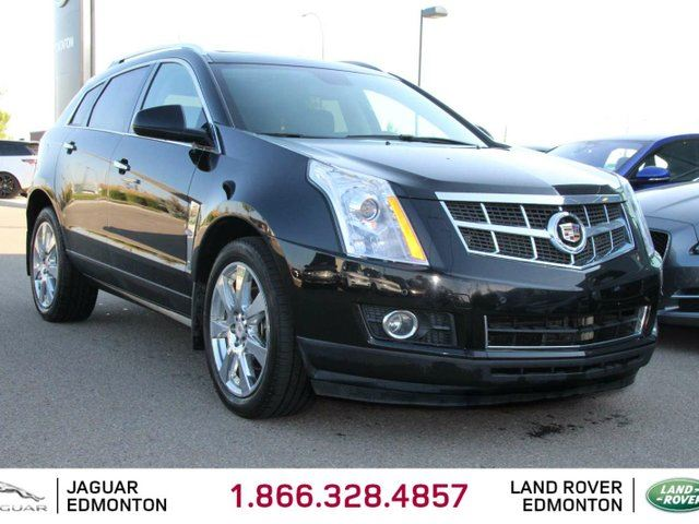 2011 CADILLAC SRX Luxury & Performance Collection - Local Alberta Trade In | No Accidents | EX USA | Heated Front Seats | Dual Zone Climate Control with AC | Panoramic Sunroof | Power Liftgate | BOSE Audio | Bluetooth | 20 Inch Wheels | Navigation | Back Up Camera | P in Edmonton, Alberta