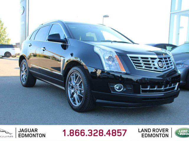 2015 CADILLAC SRX Premium - Local AB Trade In | No Accidents | Heated/Cooled Front Seats | Heated Rear Seats | Heated Steering Wheel | Pre-Collision System | Front/Rear Parking Sensors | Memory Seat | Navigation | Back Up Camera | Panoramic Sunroof | Power Liftgate |  in Edmonton, Alberta