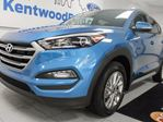 2017 Hyundai Tucson Premium AWD with heated seats and steering wheel, and a back up cam! Drive in luxury. in Edmonton, Alberta