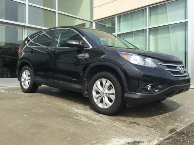 2014 HONDA CR-V EX-L/HEATED FRONT SEATS/BACK UP MONITOR/SUNROOF/LEATHER in Edmonton, Alberta