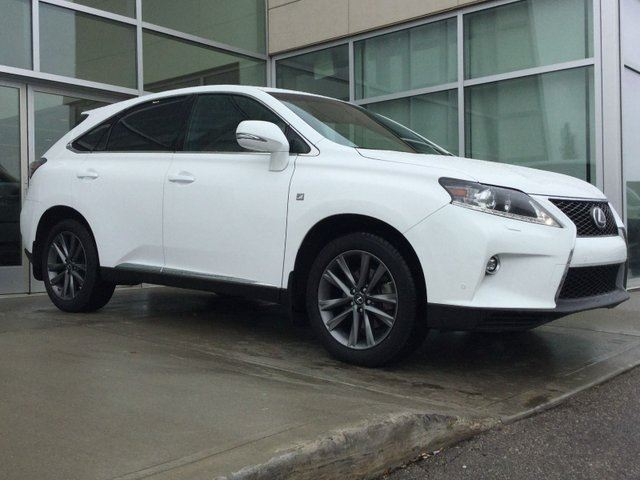 2015 LEXUS RX 350 n++NAVIGATION/HEADS UP DISPLAY/HEATED AND COOLED SEATS/BACK UP MONITOR/BLIND SPOT in Edmonton, Alberta