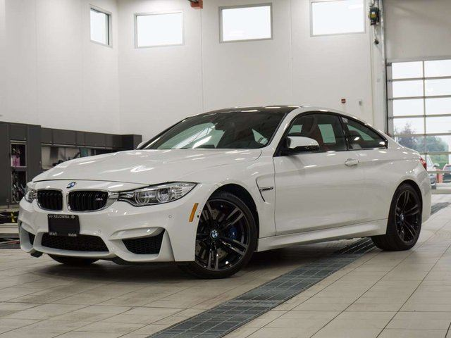 2016 BMW M4 Executive, Premium, and Driver Assistance packages in Kelowna, British Columbia