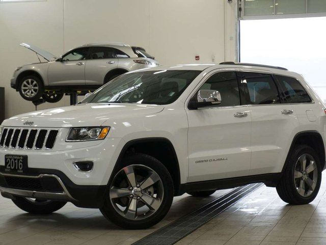 used 2016 jeep grand cherokee limited 4wd sport kelowna. Black Bedroom Furniture Sets. Home Design Ideas