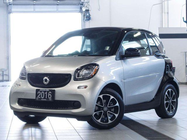 2016 SMART FORTWO passion 2dr Coupe in Kelowna, British Columbia