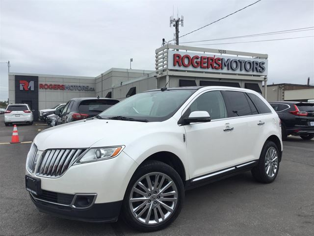 2013 LINCOLN MKX AWD - NAVI - PANORAMIC ROOF in Oakville, Ontario