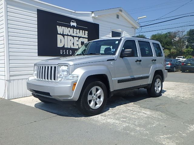 2011 JEEP LIBERTY SUV 4X4 3.7 L in Halifax, Nova Scotia