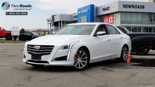 2016 CADILLAC CTS 3.6L Luxury Collection 3.6L Luxury Collection, One Owner, No Accident in Newmarket, Ontario