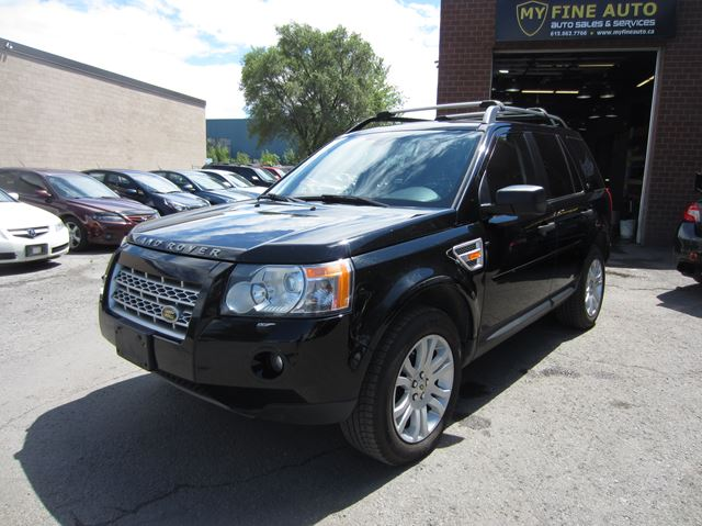 2008 LAND ROVER LR2 AWD 4dr SE / LEATHER / ROOF / NAVI in Ottawa, Ontario