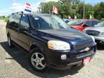 2007 Chevrolet Uplander LT Ext. DVD Only 121km 2 Owners in Cambridge, Ontario