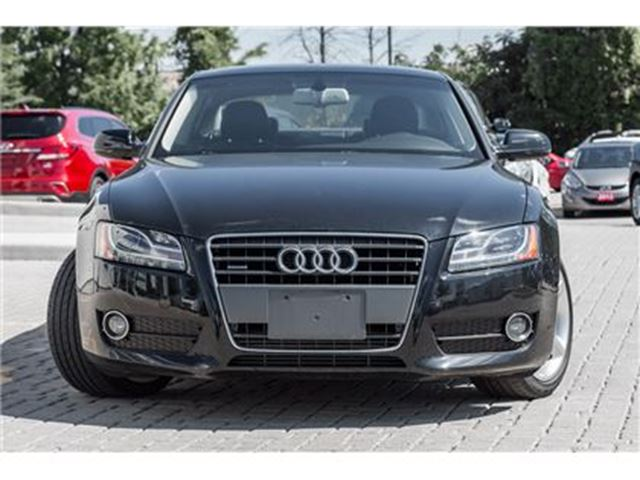 2011 AUDI A5 2.0T Prem Tip Qtro Cpe in Mississauga, Ontario