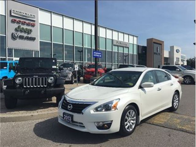2013 NISSAN ALTIMA 2.5 S in Pickering, Ontario