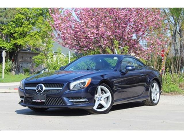 2014 mercedes benz sl class sl550 1ofone designo immaculate amg mississauga ontario car for. Black Bedroom Furniture Sets. Home Design Ideas