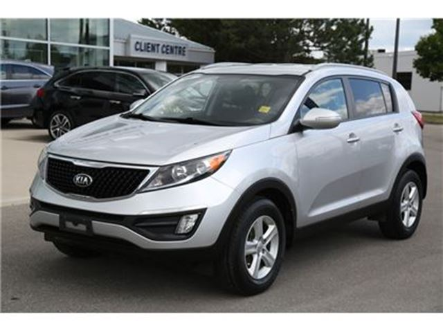 2014 KIA SPORTAGE LX in London, Ontario
