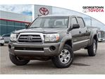 2010 Toyota Tacoma SR5 Double cab ONE OWNER! in Georgetown, Ontario