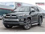 2017 Toyota 4Runner Limited 7 Passenger in Georgetown, Ontario