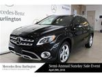 2018 Mercedes-Benz GLA250 4matic SUV in Burlington, Ontario