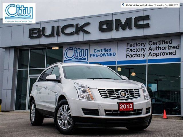 2013 CADILLAC SRX Leather Collection in Toronto, Ontario
