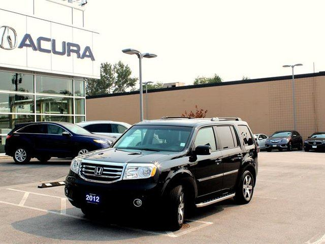 2012 HONDA PILOT Touring 4WD 5AT in Surrey, British Columbia