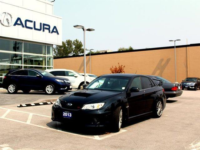 2013 SUBARU IMPREZA 4Dr 6sp in Surrey, British Columbia