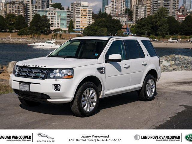 2013 LAND ROVER LR2 SE in Vancouver, British Columbia