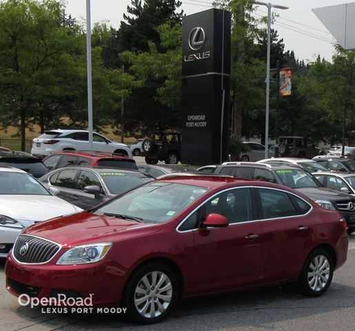 2014 BUICK VERANO Base in Port Moody, British Columbia